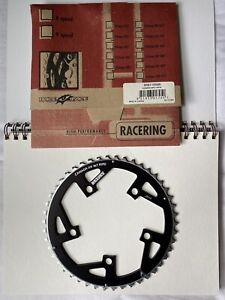 Raceface 46 Tooth 5 Bolt 110 BCD Bicycle Chainring 46T 8 Speed NEW