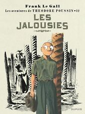 THEODORE POUSSIN ** TOME 12 LES JALOUSIES **  NEUF  LE GALL