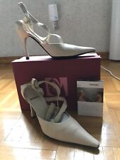 FIORANGELO WOMEN HIGH HEELS SLINGBACK IN ORIGINAL BOX