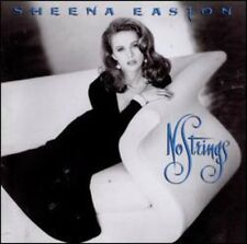 No Strings - Sheena Easton (1993, CD NIEUW)