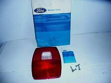1973-1987 Ford F Series Square Type Tail Lamp Lens NOS D3TZ-13450-B