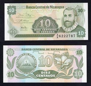 Nicaragua 10 centavos 1991  FDS/UNC  B-06