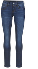 G-STAR RAW Lynn Mid Skinny Frankto Superstretch Ladies Jeans Med Aged Size 32
