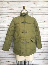 OAKLEY Women's Quilted Puffer Snow Winter Ski Jacket Coat Size M