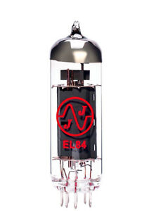 EL84 JJ-Electronic Röhre Pro match Ein NEU tube Tested 6BQ5