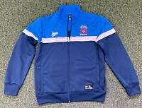 Hartlepool United Track Jacket - Size Large Boys - Full Zip - Avec (152)