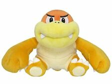 "Sanei Super Mario All Star Collection AC34 BunBun Yellow 6.5"" Plush"