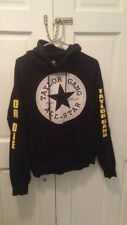 Taylor Gang Ride or Die Black Hoodie Sweatshirt Men's L Chuck Taylor All-Star