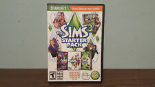 The Sims 3 Starter Pack (PC, 2013) NO CD KEY