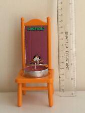 Garfield Chair - T-Light Holder with Mirror