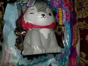 SQUISHIES SOFT 'N SLOW~Ultra Soft 'N Slow~Series #10~HUSKY~New In Package