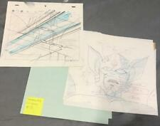 TRANSFORMERS JAPANESE BEAST WARS 2 II PRODUCTION ART! LIO CONVOY TASMANIA LOT 13