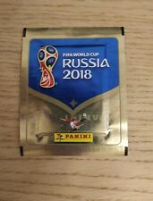 Panini WC 2018. Rare sealed packet from Wildberries Store!