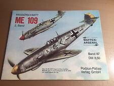 WAFFEN-ARSENAL BAND 87 - MESSERSCHMITT ME 109