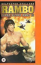 Action & Adventure VHS Films First Blood