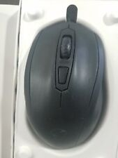 Mionix Castor Black - 6 Button Ergonomic Optical RGB Gaming Mouse - Perfect For