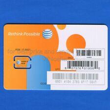 AT&T Nano SIM • Samsung S7 S8/8+ S9/9+ S10/10+/10e S20/+ Note 8/9, Pixel, Nexus