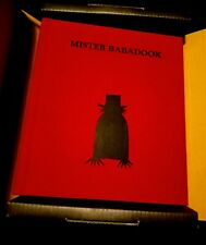 🏳️🌈MR. BABADOOK BOOK 'POP-UP'🏳️🌈 SIGNED by Jennifer Kent 🏳️🌈1st Edition