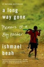 A LONG WAY GONE Memoirs of a Boy Soldier by Ishmael Beah paperback FREE SHIPPING