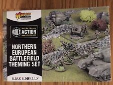 Bolt Action, 2nd Edition: Northern European Battlefield Theme Set WLG842610001