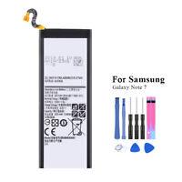 Battery EB-BN930ABE For Samsung Galaxy Note 7 Li-Polymer 3500mAh batterie+Tools
