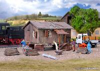 Vollmer HO- 45728, Bauhütte, GMK Modelleisenbahn Zubehör für Ihr Hobby