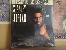 STANLEY JORDAN, CORNUCOPIA - SEALED LP BLUE NOTE B1-92356