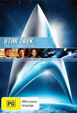 Star Trek 04 - The Voyage Home (DVD, 2009) R4 PAL NEW FREE POST