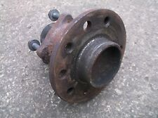 VAUXHALL MERIVA A 1.7 CDTI DIESEL REAR HUB 5 stud + ABS 03-10 FITS EITHER SIDE