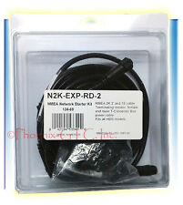 LOWRANCE HDS-5/5x/7/7m/8/10 HDS-7/9/12 Gen3 NMEA 2000 STARTER KIT N2K-EXP-RD-2