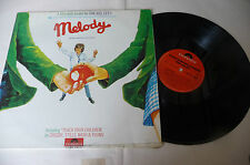 "SOUNDTRACK ""MELODY- disco 33 giri POLYDOR Ger"" Bee Gees Crosby Stills Nash Young"