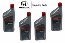 4 Quarts GENUINE Honda Automatic Transmission oil Fluid kit ATF DW1 Isuzu Oasis