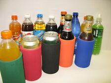 Passgenaue Neopren Getränkekühler Dosenkühler Kühler 0,5L in Ihrer Wunschfarbe