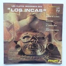 La flute indienne des LOS INCAS Huayno de la roca ... 434916 BE