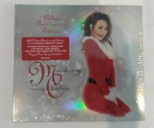 Mariah Carey Merry Christmas 2 CD Deluxe 25th Anniversary Edition NEW SEALED