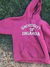 pink Oklahoma hoodie