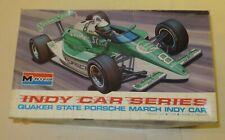 MONOGRAM 2913  Quaker State Porsche March Indy car   1/24 model kit