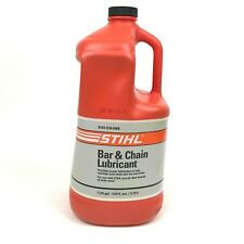 New Stihl Bar and Chain Lubricant 1 Gallon Sealed 0781 516 5005 New Bar Oil