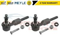 FOR AUDI A4 A6 A8 95-05 OUTER TRACK TIE ROD END ENDS PAIR MEYLE HD HEAVY DUTY