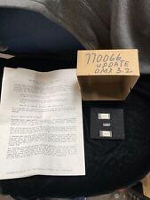Oberheim Original DMX Revision 3 Firmware Woth 3 Chips Dated 12/12/83