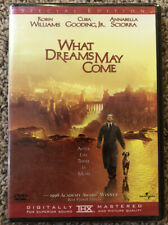 What Dreams May Come (Dvd, 1998) Robin Williams - Brand New!