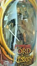 Lord of the Rings Two Towers Action Figure Helms Deep Legolas With Rohan Armor
