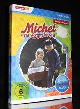 DVD MICHEL AUS LÖNNEBERGA - SPIELFILM KOMPLETTBOX - alle FILME - ASTRID LINDGREN