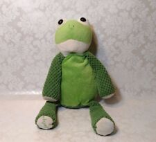 "Scentsy Buddy 15"" RIBBERT the FROG Green Plush [No Scent Pak]"