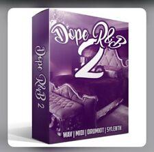 R&B Vol.2 Sound Kit  Trap Loops Fl Studio Logic Mpc Pro Tools Live