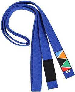 Brazilian Jiu Jitsu Gi Belts 100% Cotton Material white or blue MMA BJJ Kimono