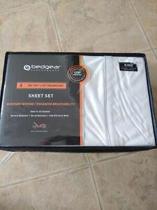 Bedgear King Sheet Set retails for $249.00