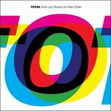 Total: From Joy Division to New Order by Joy Division/New Order (UK) (CD, Jun-2011, Rhino (Label))