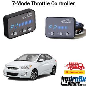 Hyundai Accent (RB) 2011 - Onwards / Windbooster 7 Mode Throttle Controller