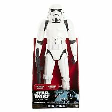 Star Wars Rogue One Stormtrooper Big Large Figure with Blaster